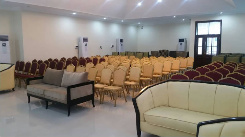 forever hotels owerri gallery hall